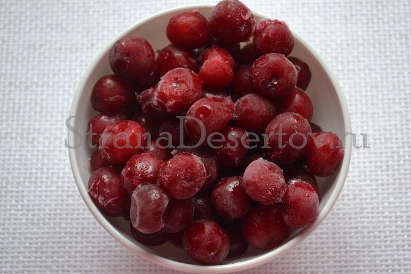 замороженные вишни