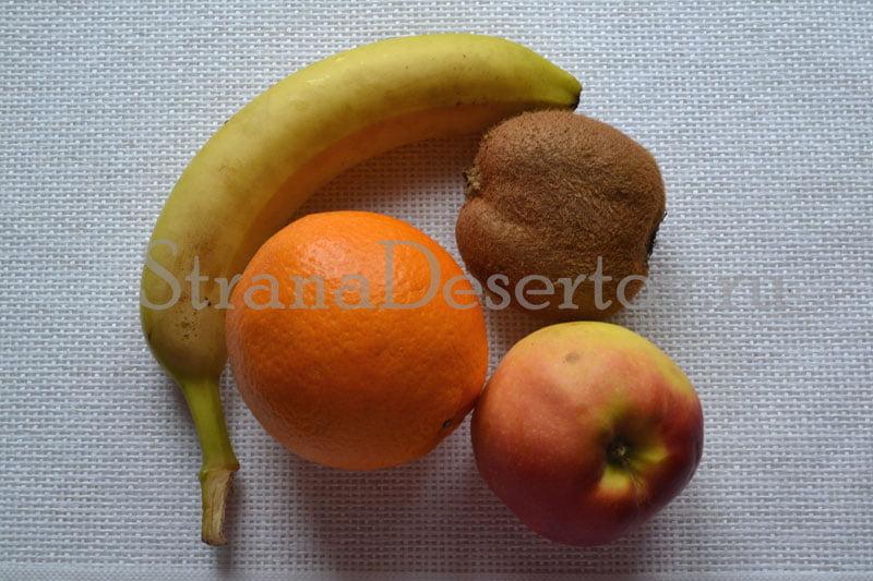 фрукты для начинки
