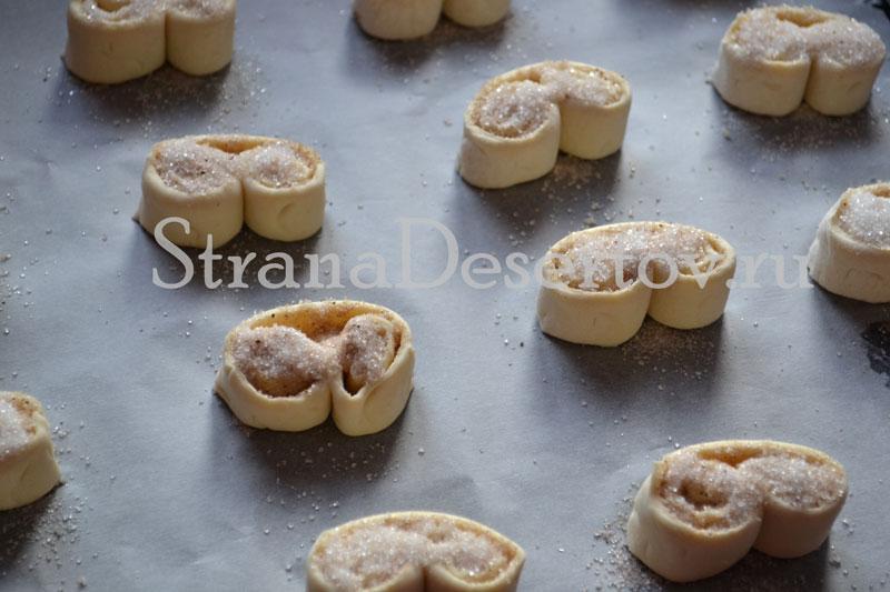 выпекание печенья