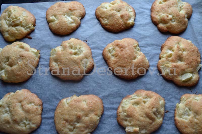 выпекание печений