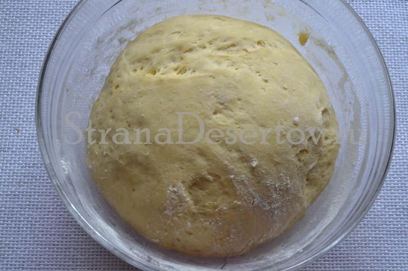готовое тесто для булочек