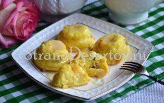 сырники в духовке с изюмом