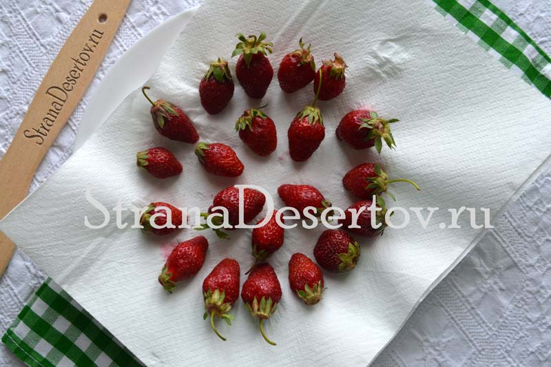 сушка ягод