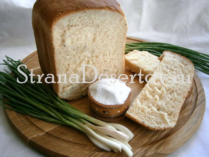 вкусный хлеб в хлебопечке на сыворотке
