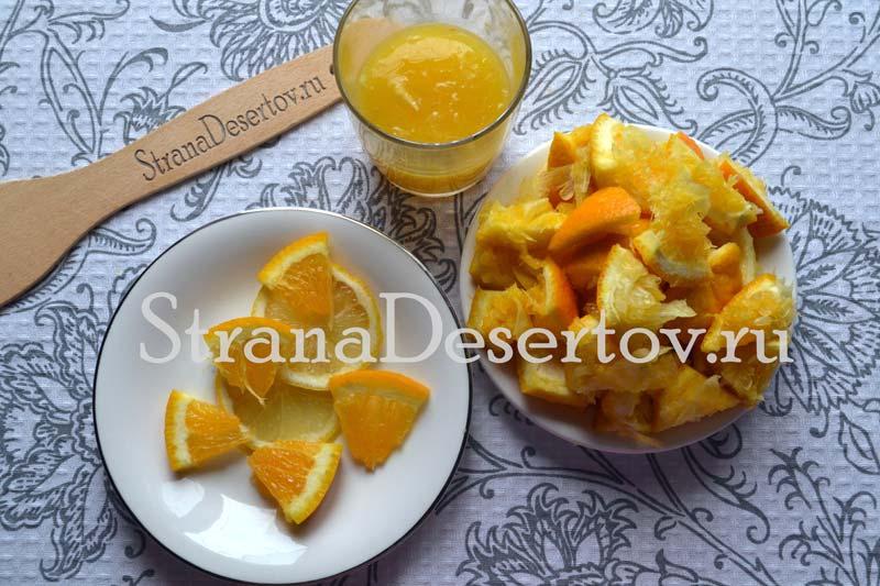 выжимаю сок из фруктов