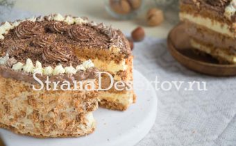 киевский торт по госту