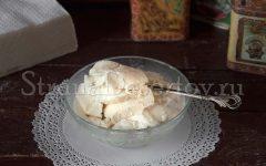мороженное по госту