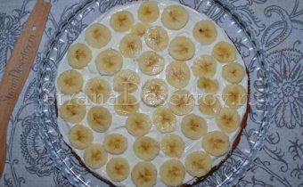 выкладывание бананов