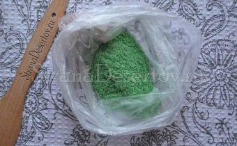 зеленый сахар