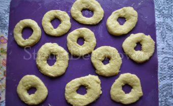 формирование пончиков