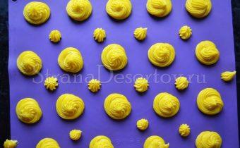 формирование пирожных