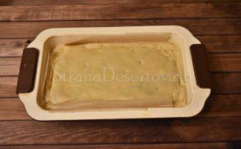 формирование пирога