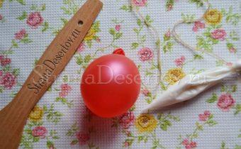 шарик и глазурь