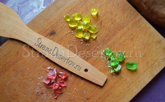 измельчение конфет