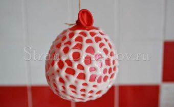 подвешенный шар