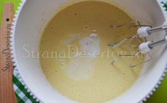 добавление кефира в тесто