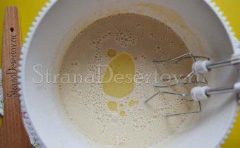 добавление растительного масла