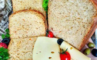 хлеб вкусный