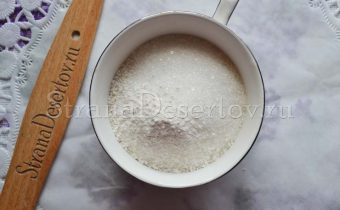 пектин с сахаром