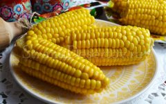 варка кукурузы